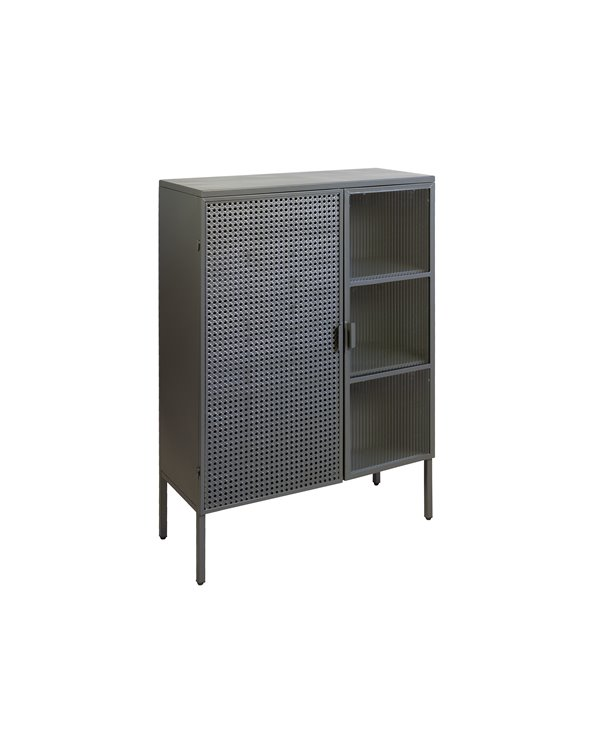 Metallgarderobe MATTE
