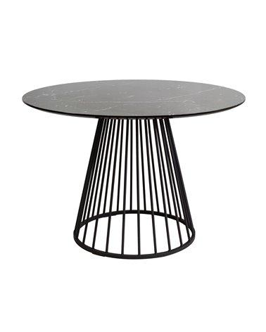Liverpool Round Table - Black