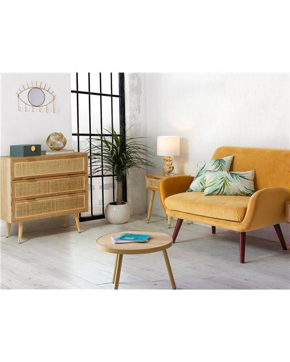 Sedir-set: dressoir + tafel + hanger