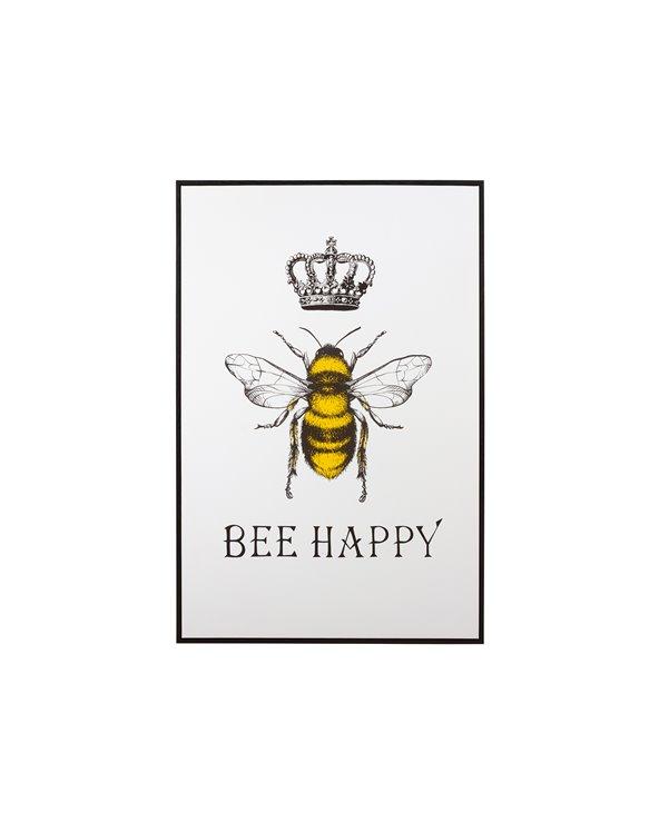 Peinture de la reine des abeilles