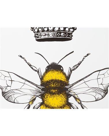 Cuadro abeja reina