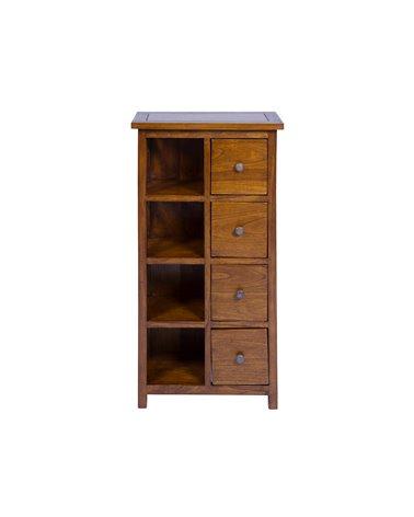Mueble auxiliar de 4 cajones