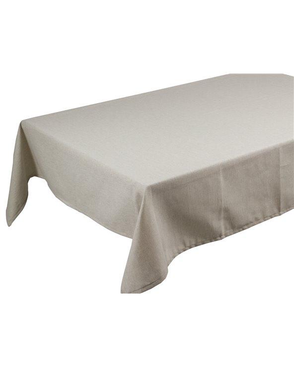Old Panama beige tablecloth 135x200 cm