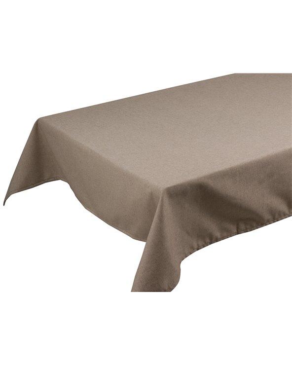 Mantel Old Panamá marrón 135x200 cm