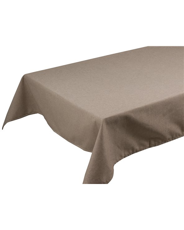 Tablecloth Old Panama brown 135x200 cm