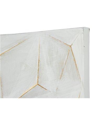 Set 2 cuadros óleo abstracto