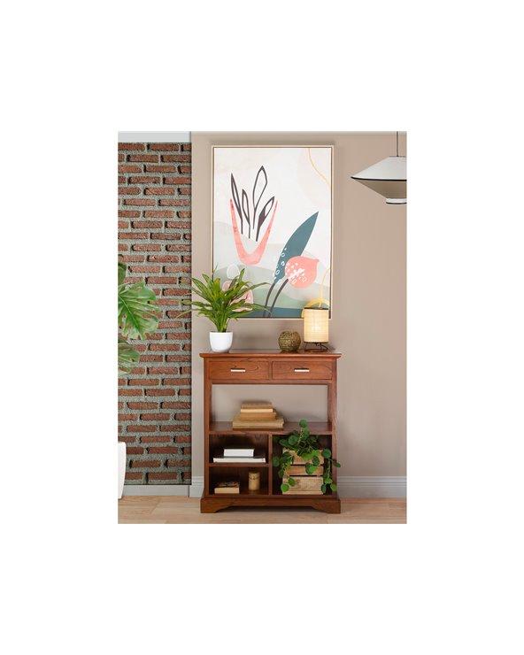 Mueble auxiliar con 2 cajones