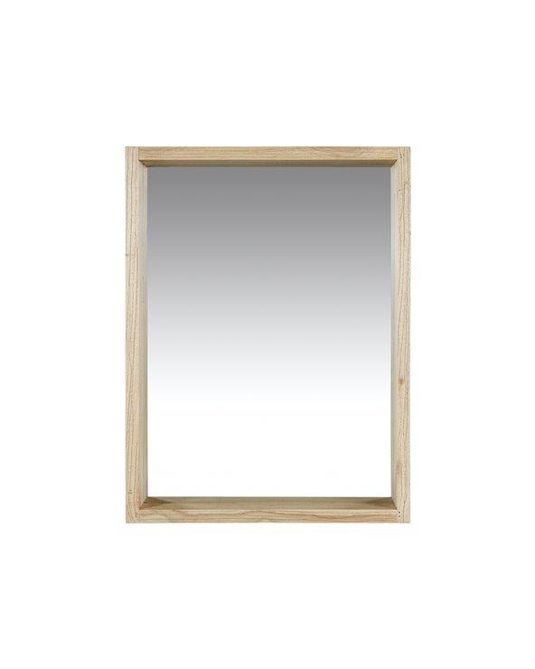 Miroir clair horizontal