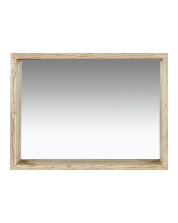 Espejo claro horizontal