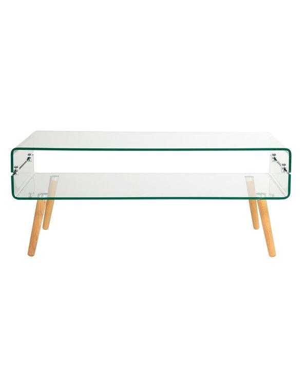 Glass Coffee table BEACH