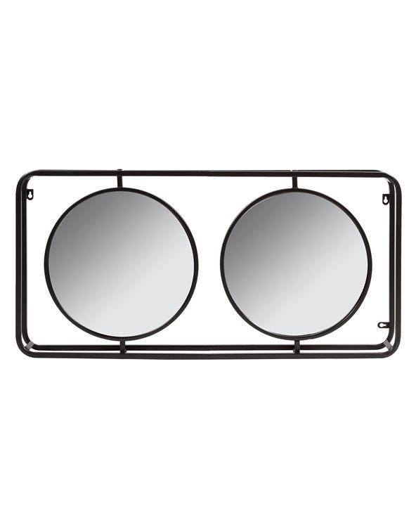 Espelho Industrial Duplo