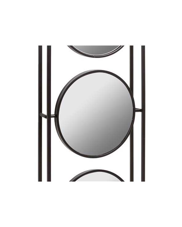 Triple Industrial Mirror