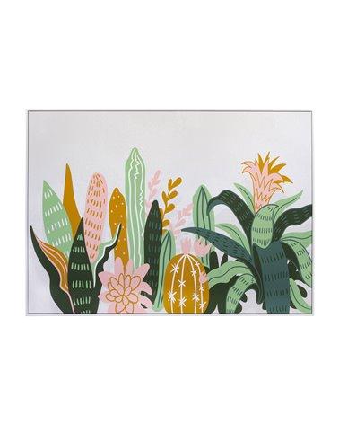 Cactus plants painting