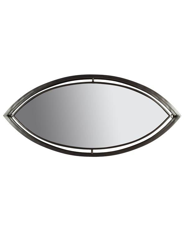 Espejo ovalado industrial