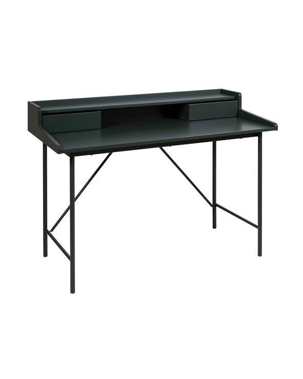 Metal desk