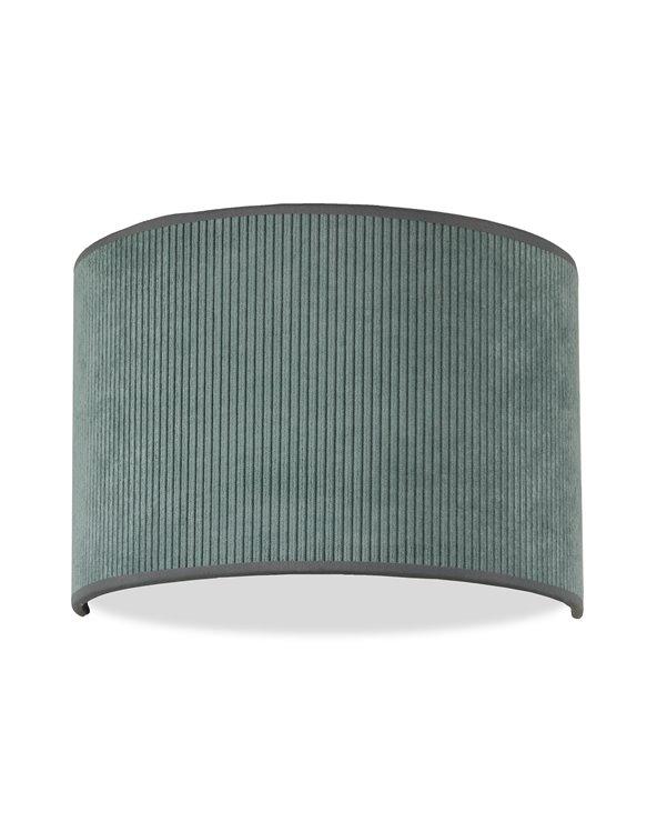 Lámpada aplique de parede Pana verde