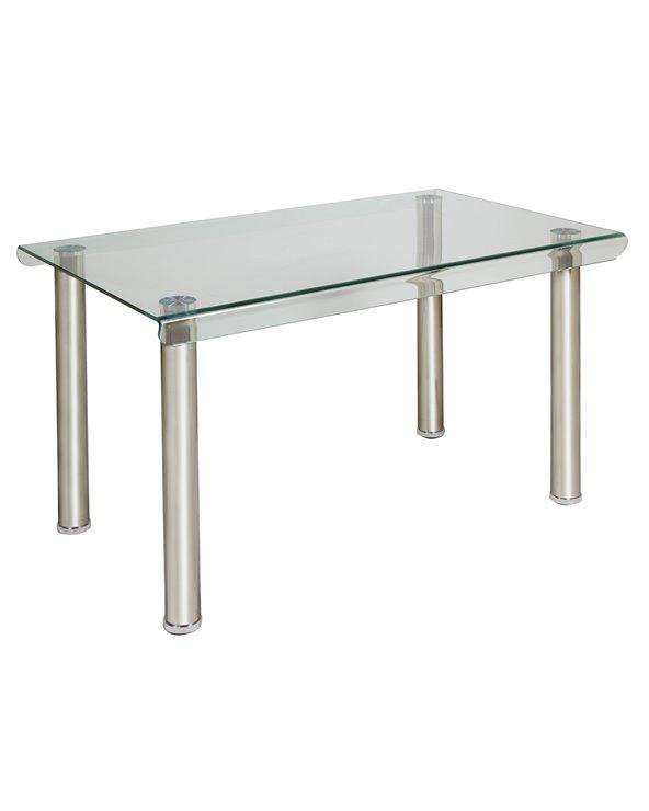Mesa de jantar de vidro REC