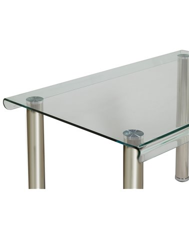 Glass dining table REC