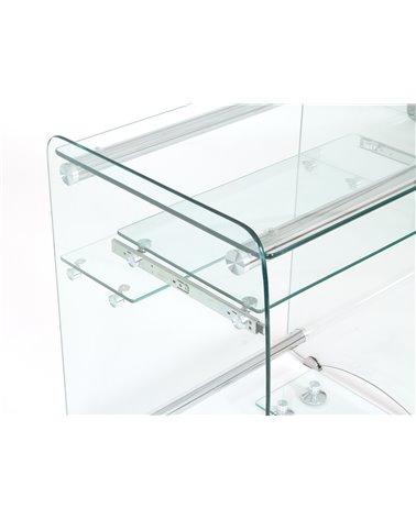 Taula d'ordenador cristall
