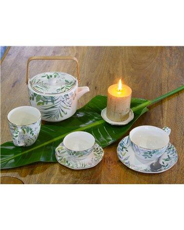 Amazonia teapot