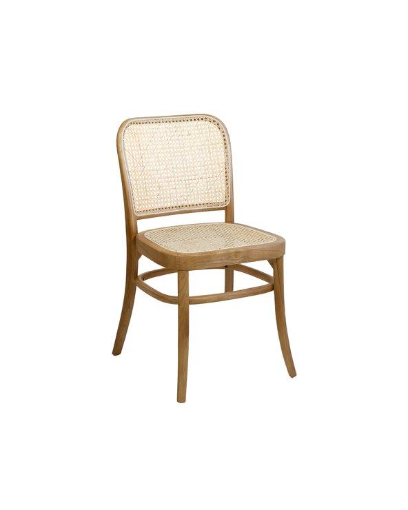 Chaise en maille - NATUREL