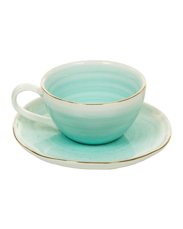 Handmade Collection mug / plate