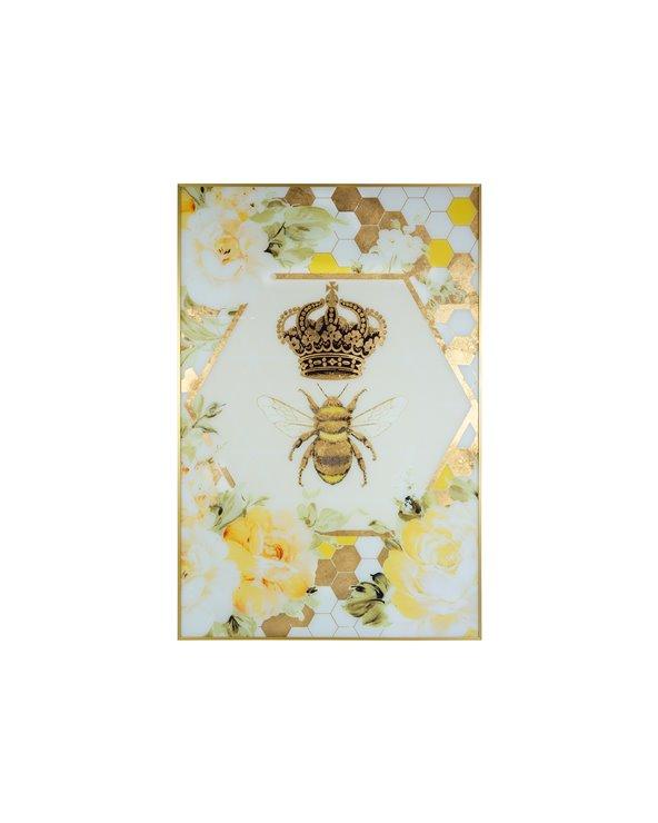 Bijenkorf schilderij