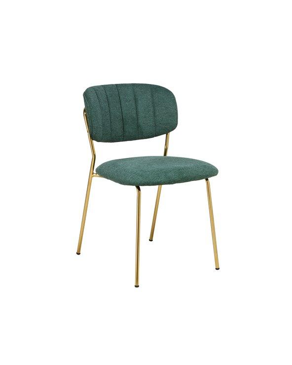 Grön Carol-stol