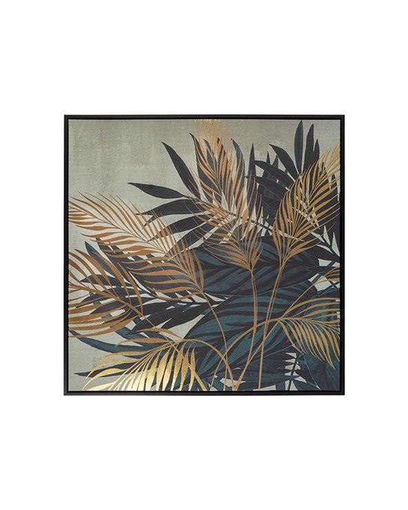 Quadre plantes verdes
