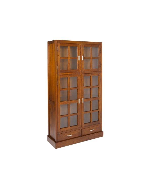 Kumara glass cabinet