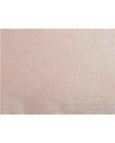 Coixí Velvet nude 30x50 cm