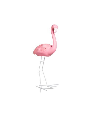 Grote flamingo figuur