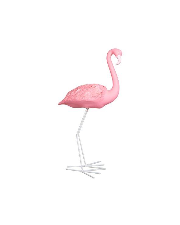 Klein flamingofiguur