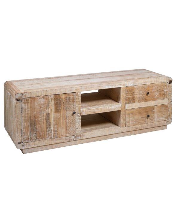 Curvy TV Table