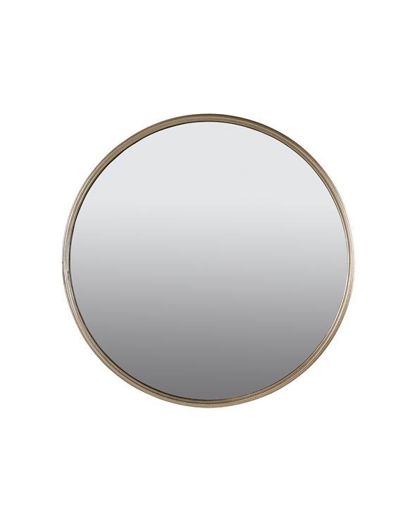 Gouden cirkel spiegel