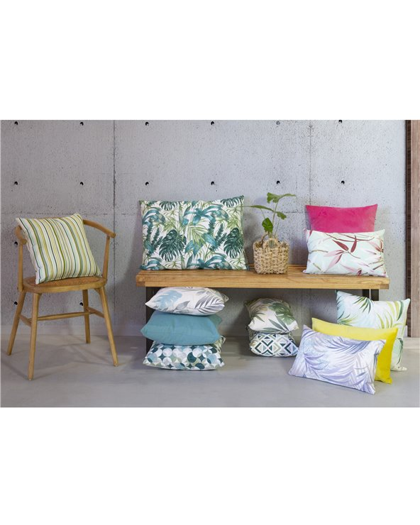 Silvia natural cushion 45x45 cm