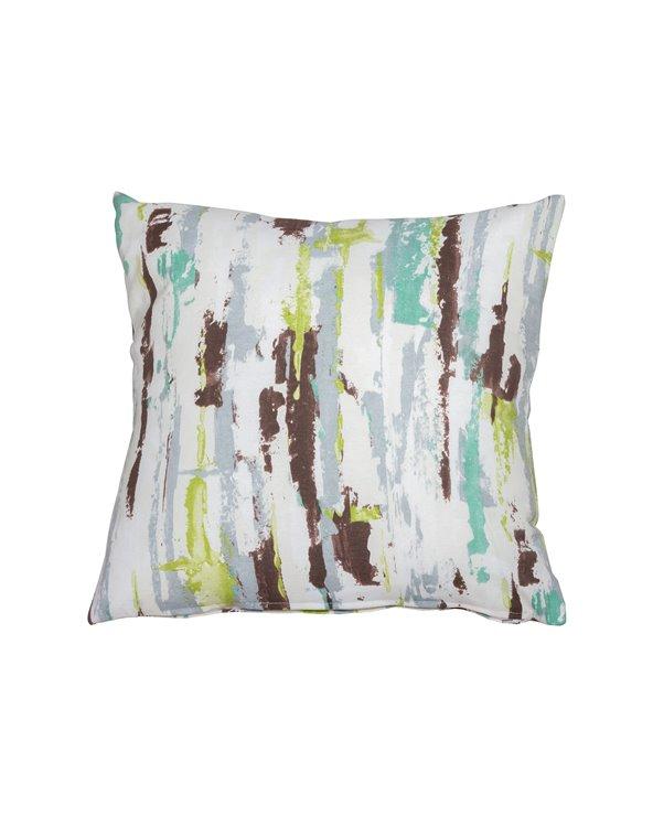 Cuscino Silvia colori naturali 45x45 cm