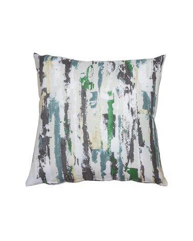 Silvia cushion black colors 45x45 cm