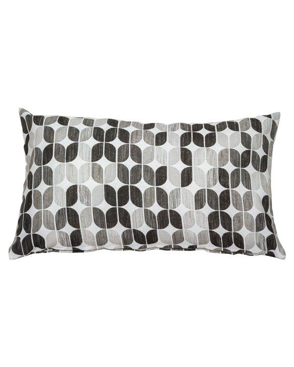 Sonia gray cushion 30x50 cm