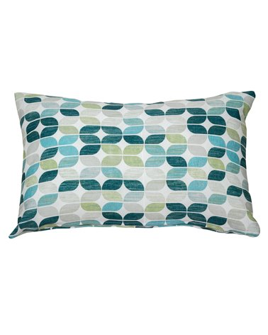 Sonia turquoise cushion 30x50 cm
