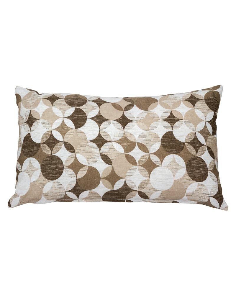 Sonia cushion beige colors 30x50 cm