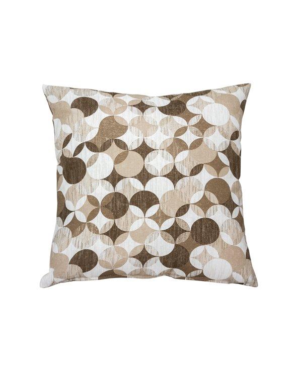 Sonia cushion beige colors 45x45 cm