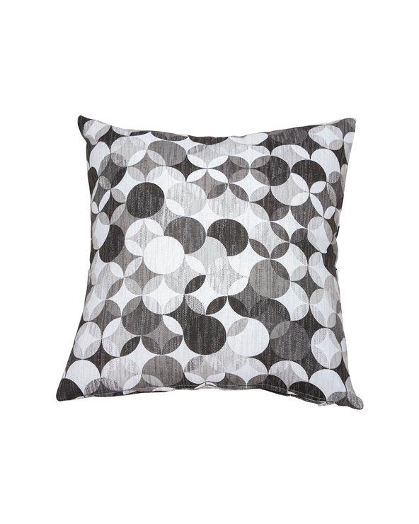 Coxín Sonia colorees gris 45x45 cm