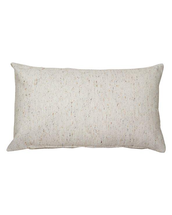 Natural marine cushion 30x50 cm