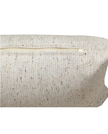 Natural marine cushion 45x45 cm