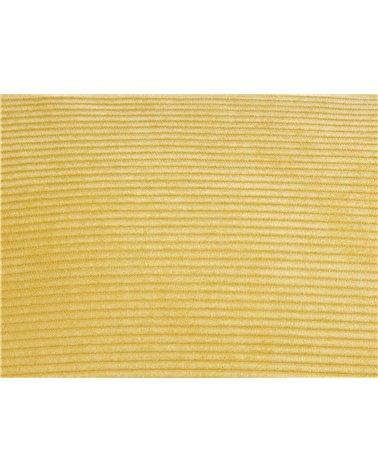 Mustard corduroy cushion 30x50 cm
