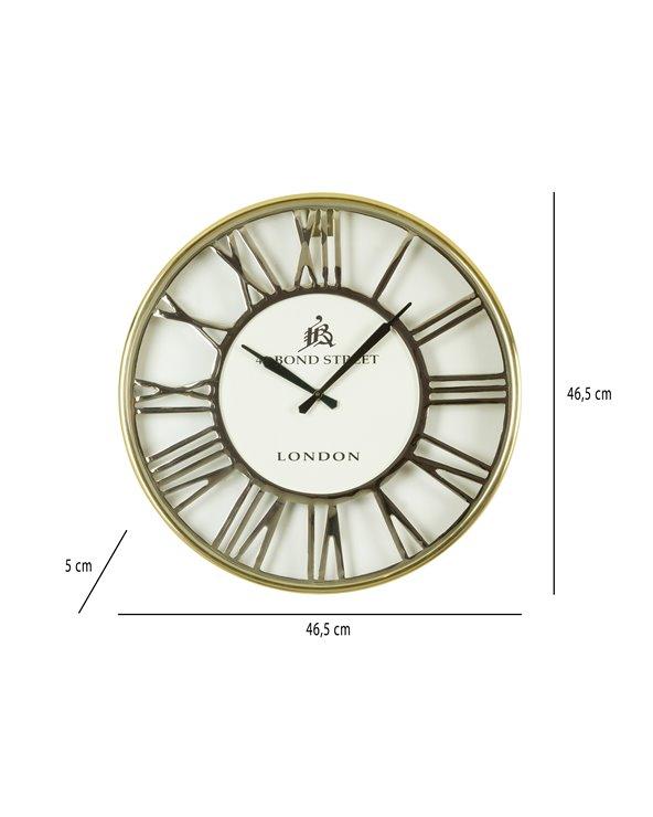 Bond wall clock