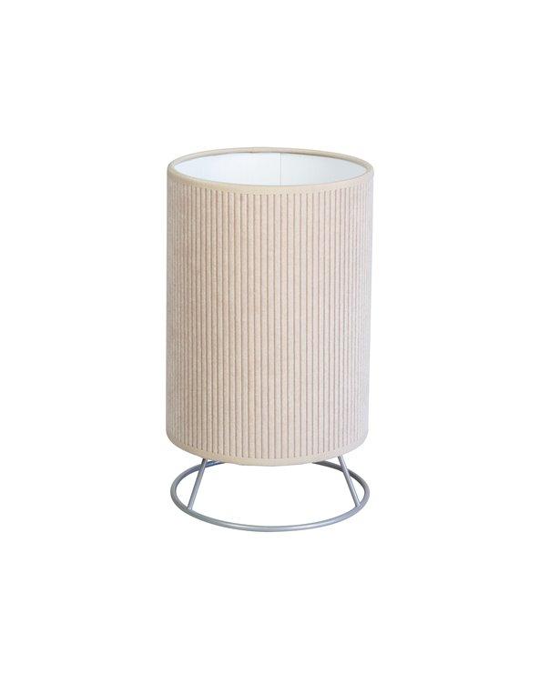 Cube Sand Tischlampe