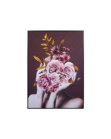 Cuadro ram roses