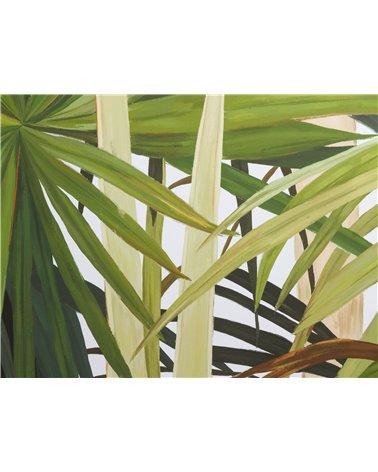 Quadre fulla palmera